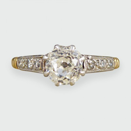 centre edwardian antiquedetail grays engagement jewellery rings antique ring